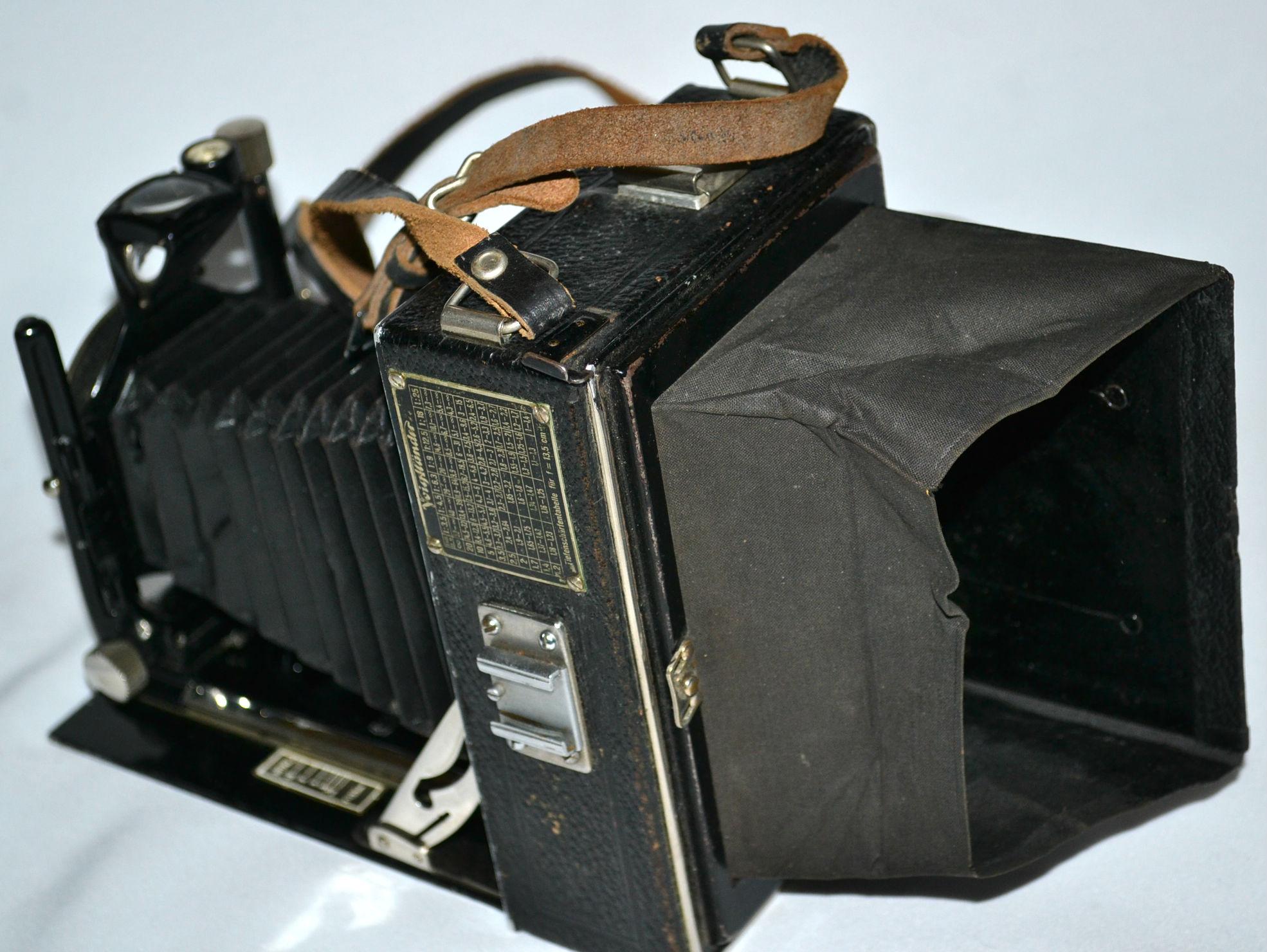 благодаря качественной старинный немецкий фотоаппарат оценить освоить