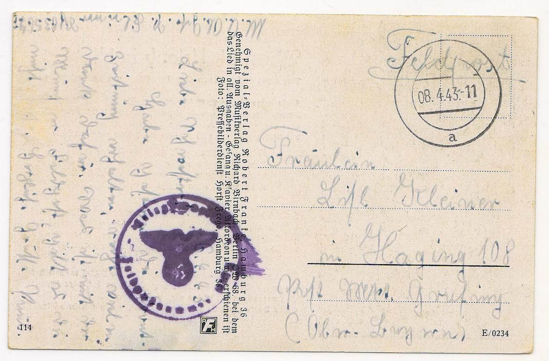 Штамп на открытку полевая почта, картинки про