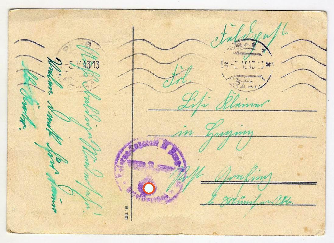 Открытки, как подписать открытку на немецком