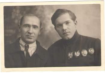 Морозов Петр (слева) и Моисеев Яков (справа).jpg